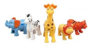Игровой набор 'Дикие животные' Kiddieland