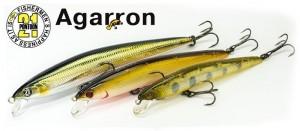 фото Воблер Pontoon 21 Agarron 80F-SR 5.2 g (A15) #4