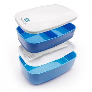 фото Ланчбокс Bentgo All-in-one Lunch Box, Blue #2