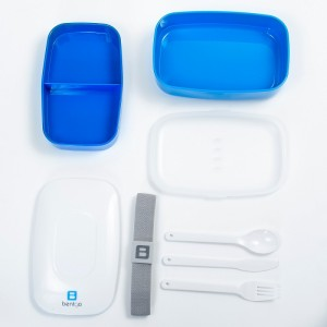 фото Ланчбокс Bentgo All-in-one Lunch Box, Blue #4