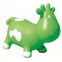 Попрыгун Kidzzfarm 'Коровка Бетси' зеленый (KFMC130305)