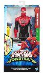 Коллекционная игрушка 'Титаны: Человек-Паук. Паутинные Бойцы с орудием сражения' (B5756)