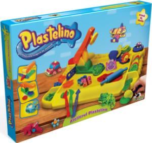 Набор для лепки Plastelino Творческая мастерская (NOR3257)