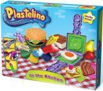 Набор для лепки Plastelino Гамбургерная (NOR2854)