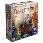 Настольная игра Ticket to Ride-English (карта США)