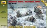 Немецкая пехота. Восточный фронт. Зима 1941-1942 гг. (3627)