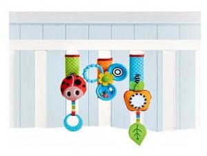 Игрушки для кроватки Tiny Love 'Веселая Игра'
