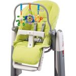 Набор аксессуаров для стульчика Peg-Perego Tatamia зеленый (IKAC0009--IN34)