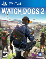 игра Watch Dogs 2 PS4