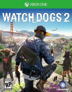 игра Watch Dogs 2 Xbox One