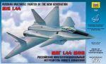 Российский многофункциональный истребитель нового поколения МИГ 1.44 МФИ (7252)