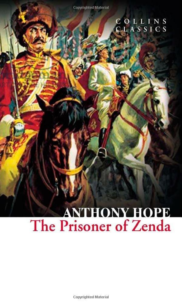 Купить The Prisoner of Zenda, Anthony Hope, 978-0-00-792533-9