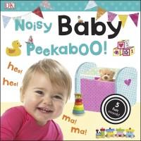 Книга Noisy Baby Peekaboo