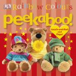 Книга Peekaboo! Rainbow Colours