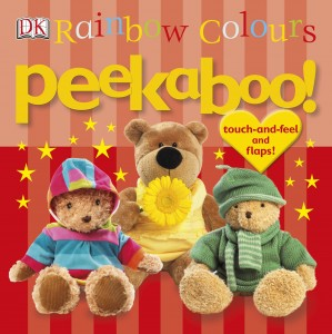 Книга Peekaboo! Rainbow Colours