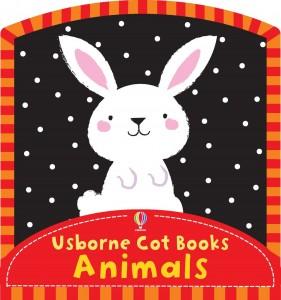 Книга Animals cot book
