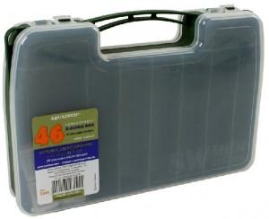 Коробка двусторонняя Aquatech 14-46 ячеек (2546)