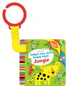 Книга Baby's Very First Buggy Book Jungle