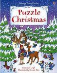 Книга Puzzle Christmas