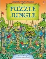 Книга Puzzle Jungle