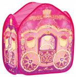 Детская игровая палатка Bino 'Карета для принцессы' (4019359828148)