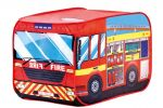 Детская игровая палатка Bino 'Пожарная машина' (4019359828155)