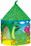 Детская игровая палатка Bino 'Замок Динозавра' (4019359828131)