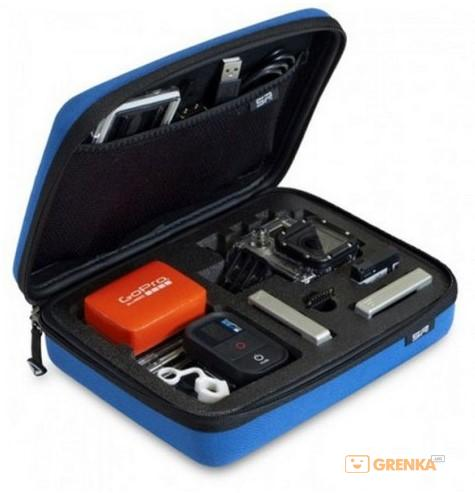 Кейс SP POV Case Small GoPro-Edition blue (52031)