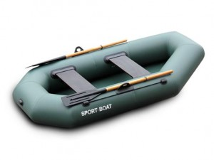 Надувная гребная лодка Cayman C 230 L