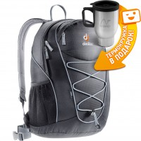 Рюкзак Deuter GoGo 25 Black Titan