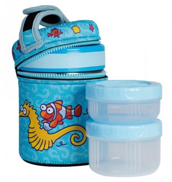 Купить Термос для еды с контейнерами Laken 1L (KP10-AC)