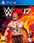 игра WWE 2K17 PS4