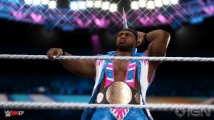 скриншот WWE 2K17 PS4 #3