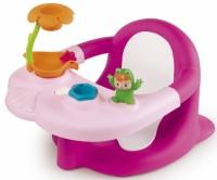 Стульчик для купания Smoby 'Cotoons' с игровой панелью, розовый (110605)