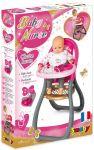 Стульчик Smoby 'Baby Nurse' для кормления кукол (220310)