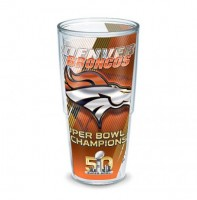 Подарок Термостакан Tervis T064 Denver Broncos 700 мл