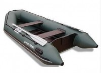 Надувная моторная лодка Discovery DM 340 LК