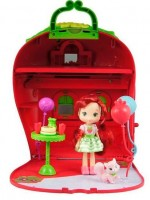 Игровой набор Шарлотта Земляничка 'Ягодный домик' (с куклой и аксессуарами)