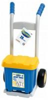 Игровой набор Ecoiffier 'Тележка с чемоданом и инструментами' (2481)