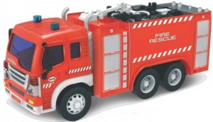 Пожарная машина Dave Toy Junior trucker 28 см (33016)