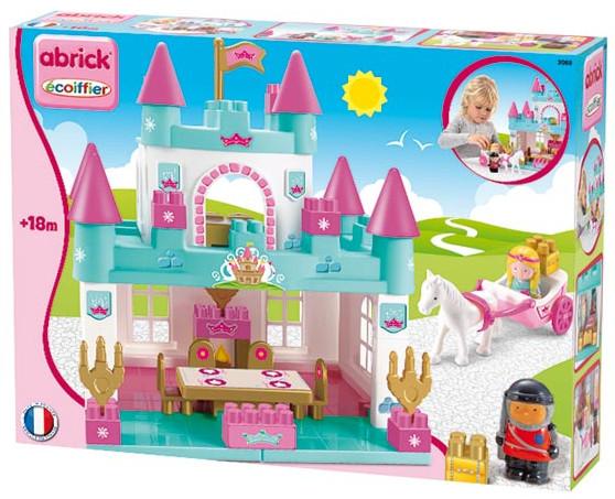 Конструктор Ecoiffier 'Дворец принцессы' (3088)