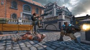 скриншот Gears of War 4 Xbox One #7