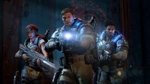 скриншот Gears of War 4 Xbox One #2