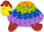 Пазл 3D Viga Toys 'Черепашка' (55250VG)