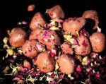 Подарок Кремер-пралине для ванной 'Розовое пралине' 80 г