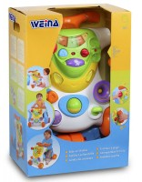 Ходунки-каталка Weina развивающий центр 2 в 1 'Верхом' (2121)