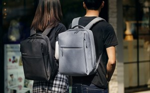 фото Рюкзак Xiaomi Mi minimalist urban Backpack Dark Grey (Р26129) #3