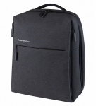 фото Рюкзак Xiaomi Mi minimalist urban Backpack Dark Grey (Р26129) #4