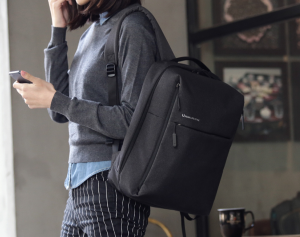 фото Рюкзак Xiaomi Mi minimalist urban Backpack Dark Grey (Р26129) #8