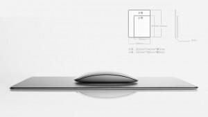 Фото Коврик для мыши Xiaomi Mouse Mat 240 x 180 1144600004 (Р09629) #4